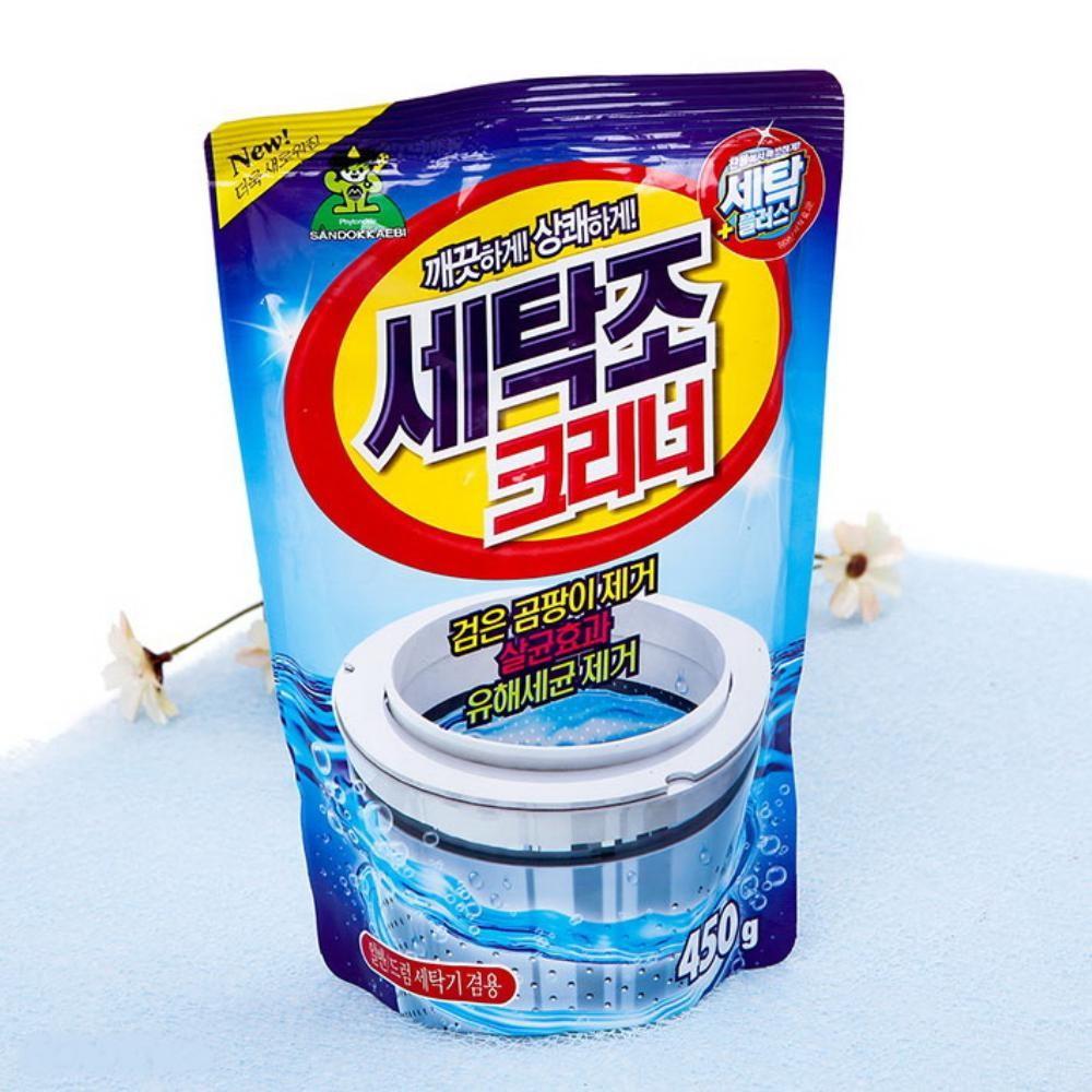 Combo 10 gói bột tẩy lồng giặt 450g