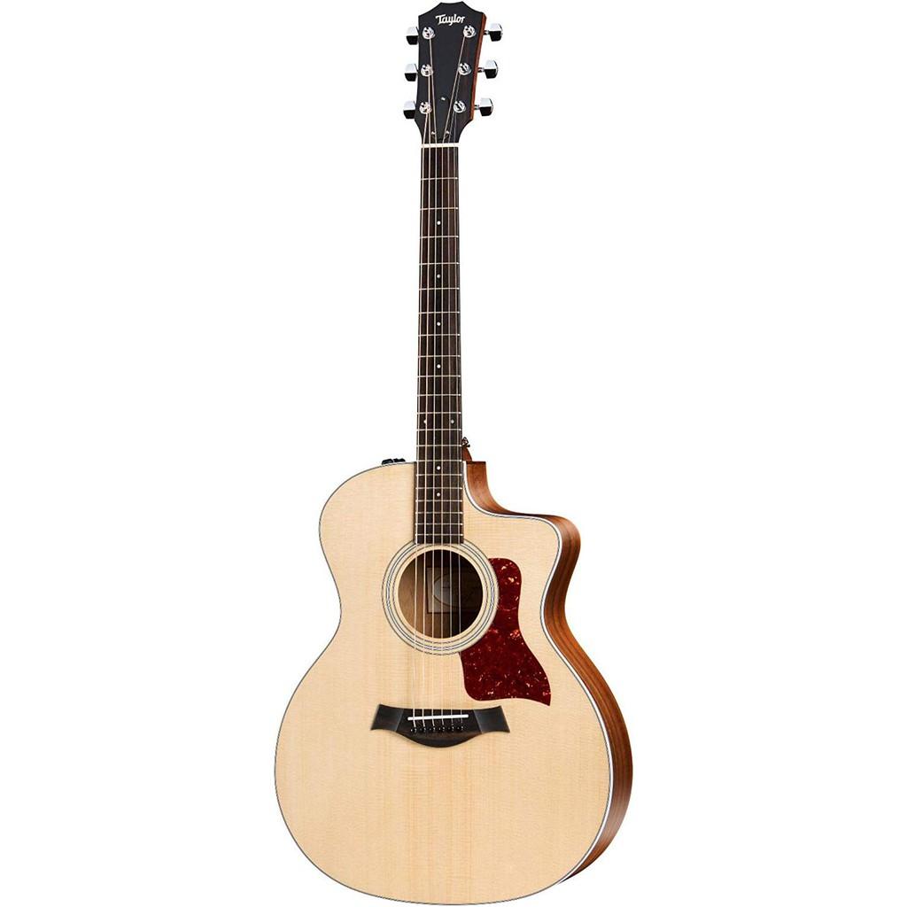 Guitar Taylor 214ce | 200 Series Acoustic Guitar, Rosewood, Grand Auditorium, Cutaway, ES-T