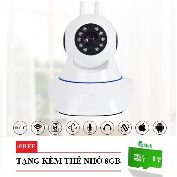 Camera Dùng App YYP2P-Yoosee 2 Ăng-ten A9LS 1080P Giám Sát Ngày Đêm + Thẻ Nhớ 8GB - 2626263 , 801707755 , 322_801707755 , 669000 , Camera-Dung-App-YYP2P-Yoosee-2-Ang-ten-A9LS-1080P-Giam-Sat-Ngay-Dem-The-Nho-8GB-322_801707755 , shopee.vn , Camera Dùng App YYP2P-Yoosee 2 Ăng-ten A9LS 1080P Giám Sát Ngày Đêm + Thẻ Nhớ 8GB