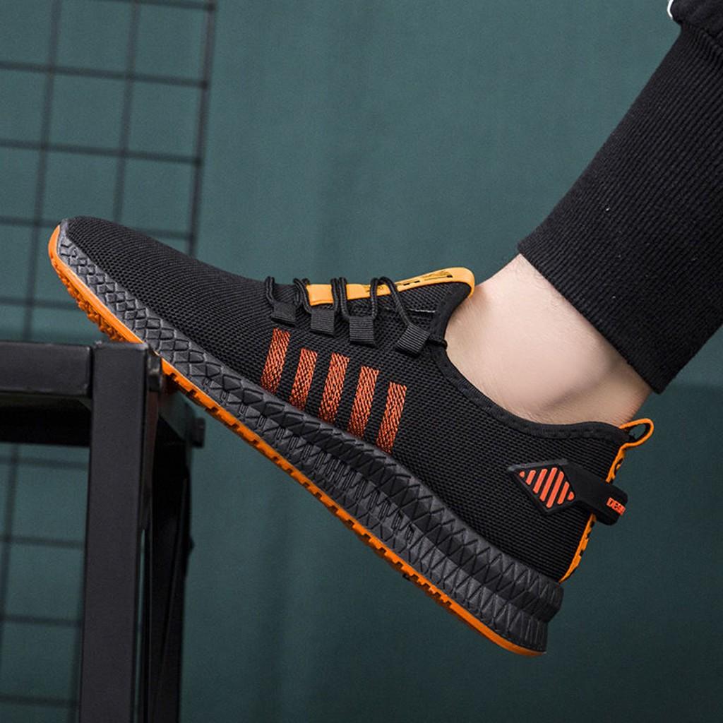 Giày Sneaker Nam [ FREESHIP ] Giày Thể Thao Nam Siêu Nhẹ Thời Trang Trẻ Trung - G08