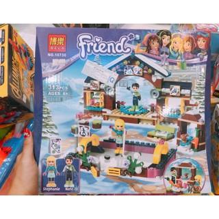 Lego nhà búp bê gia đình