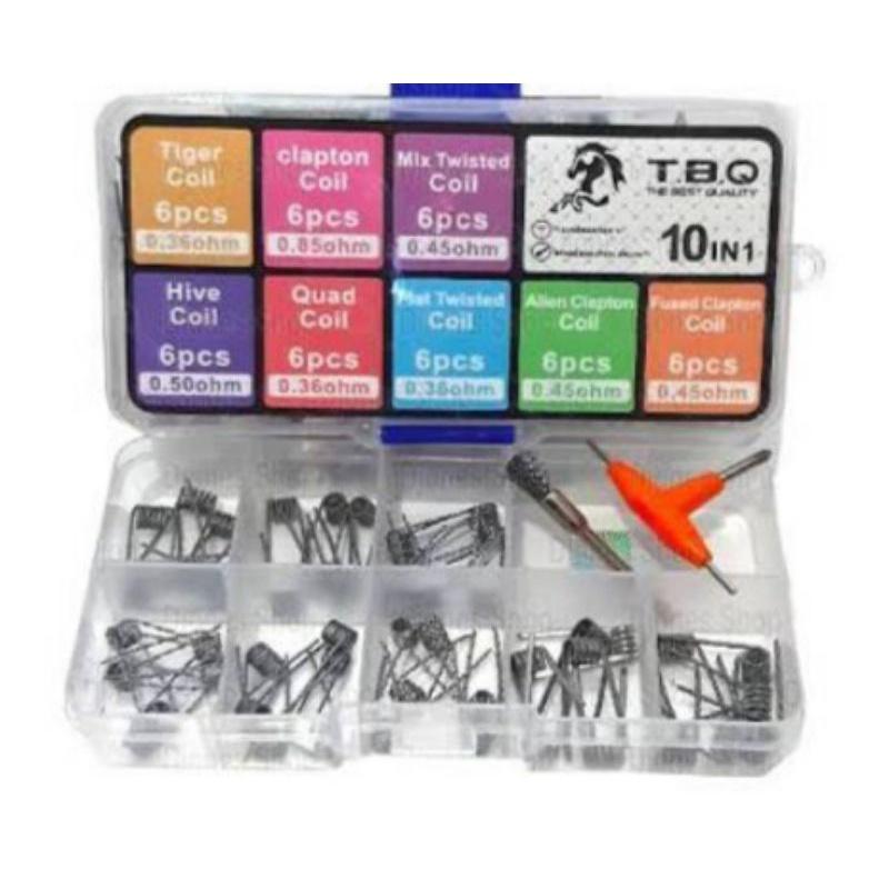 Tbq bộ dụng cụ.
