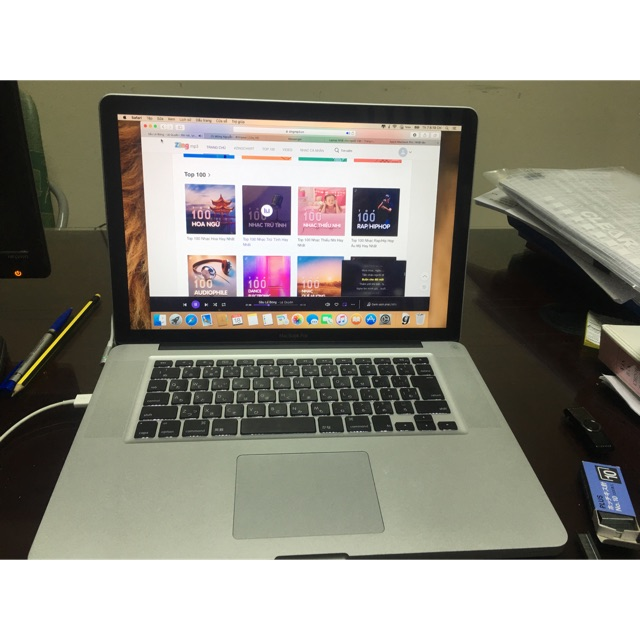 macbook pro 2011 15″ Giá chỉ 9.500.000₫