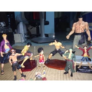 Bộ mô hình One Piece
