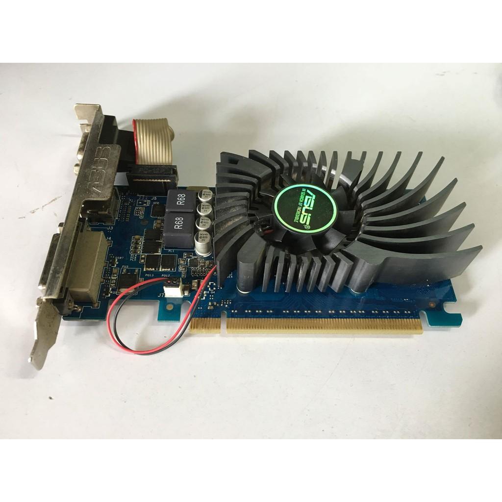 Card Màn Hình GT730 2GB D5 ASUS Giá chỉ 400.000₫