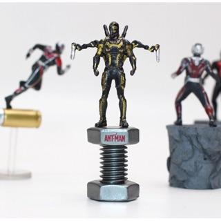 Người kiến mô hình – mô hình antman