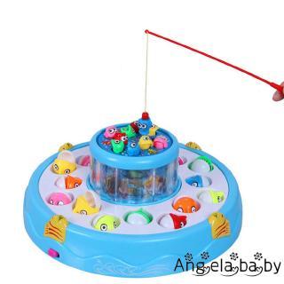 ⓗღ✯Kid Fishing Game Educational Toys Indoor games parent-child game fishing toys