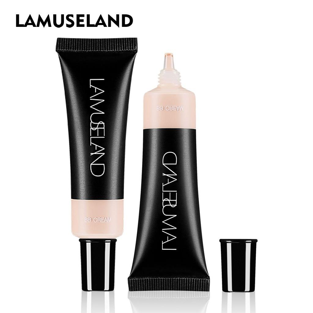Kem nền BB kháng nước 3 màu lựa chọn LAMUSELAND 15g LA22