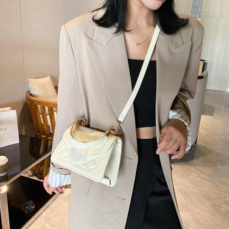 Túi xách nữ, túi đeo chéo nữ Quảng Châu phong cách mới 2021