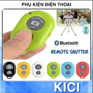 Remote Bluetooth Điều Khiển Chụp Hình Tự Sướng Từ Xa Gía Rẻ KICI SHOP