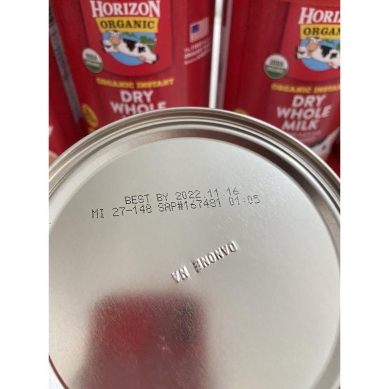 Ship air- Sữa tươi dạng bột Horizon organic 870g