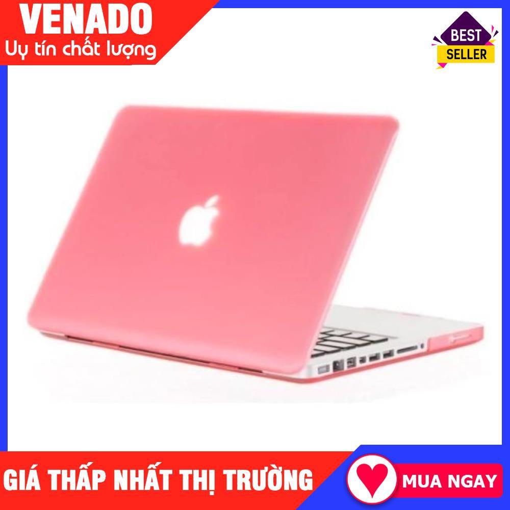 Ốp case bảo vệ cho Macbook (Hồng)