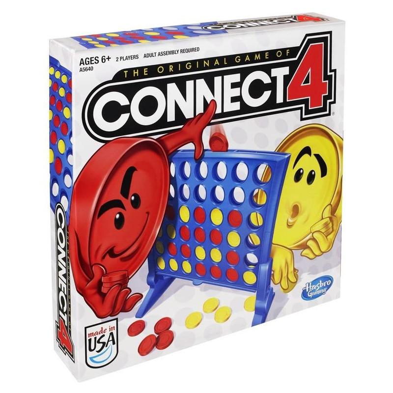 Trò chơi ca rô Connect 4 Hasbro Gaming B1000
