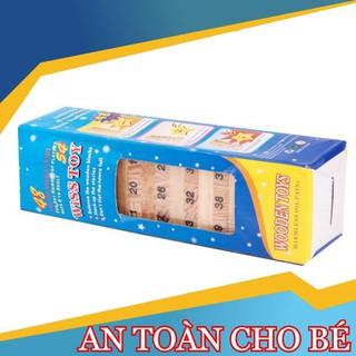 Bỉm Quần – Đồ Chơi Rút Gỗ Wish Toy Cho Bé (54 thanh) – Bỉm Quần