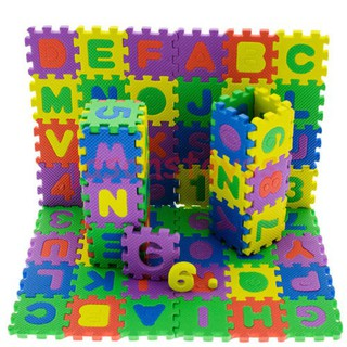 36 baby letters children education and number of carpet riddles