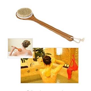 New Skin Cleaning Tool Long Handle Brush Bath Scrubber Massager Shower Brush