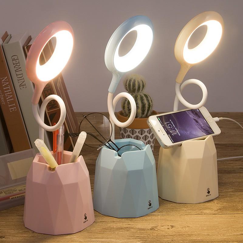 Đèn Led để bàn chống mỏi mắt kiểu dáng thời trang