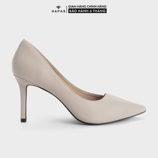 Giày Cao Gót Nữ Mũi Nhọn Vạt Chéo 9Phân HAPAS - CG9943