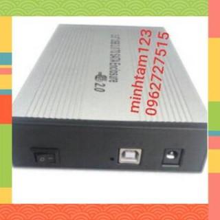 [Freeship – Giá Tốt] Hộp đựng ổ cứng 3.5 inch hdd box -PC