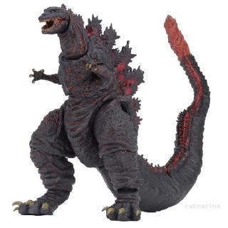 """Godzilla-12 """"head To Action Tail Chart-shin 2016-neca 252"""