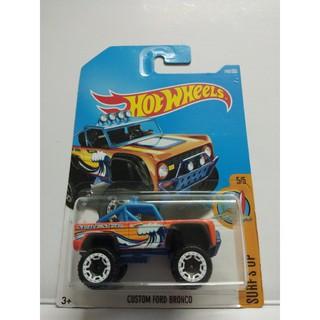 Xe Mô Hình Chính Hãng HotWheels – Custom Ford Bronco