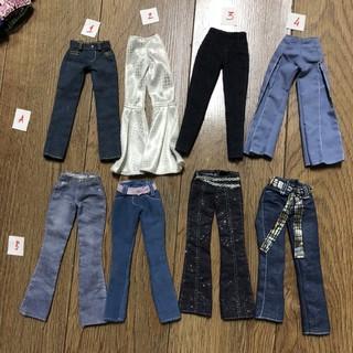 QA A- quần jean cho búp bê barbie