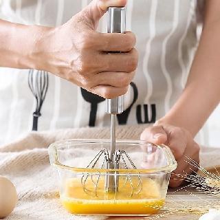 Cây Đánh Trứng Inox Có Trục Xoay Tự Động Tiện Dụng thumbnail