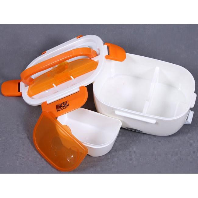 Hộp cơm cắm điện RUỘT INOX electric lunchbox giữ nhiệt hiệu quả