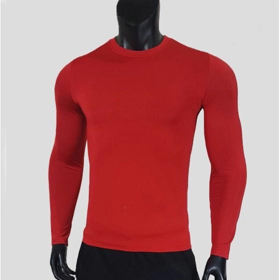 Áo giữ nhiệt, body nam tay dài GYM SHARK bóng đá nam dài tay, thoát mồ hôi khi tập luyện
