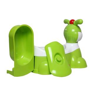 Bô vệ sinh thỏ có nhạc cho bé siêu đáng yêu SIEUGIAMGIA