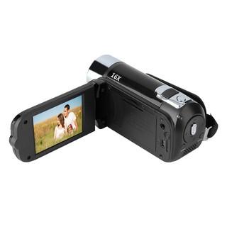 Máy quay phim kỹ thuật số màn hình LCD 720P