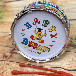Trống trẻ con happy band