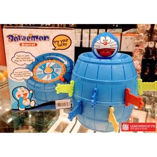 Game Đâm Doraemon