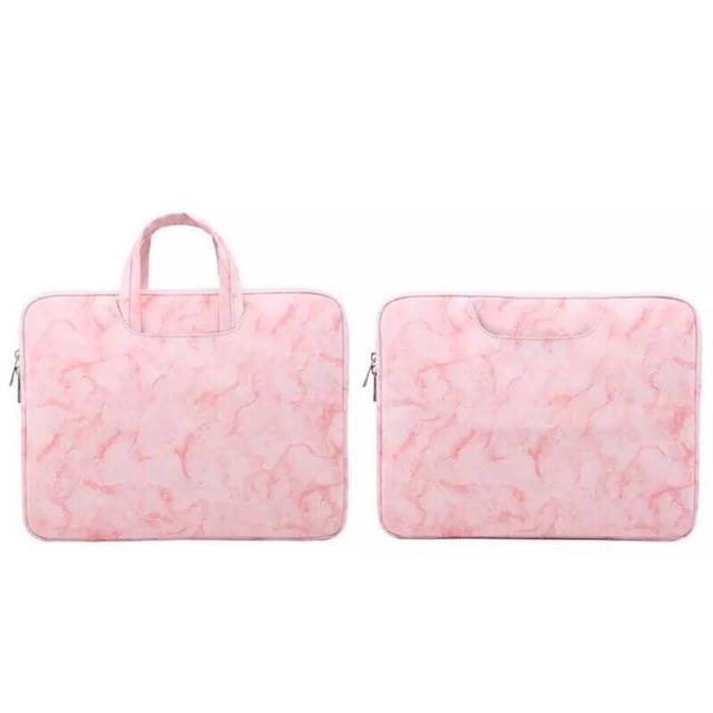 Túi chống sốc laptop hoạ tiết cẩm thạch