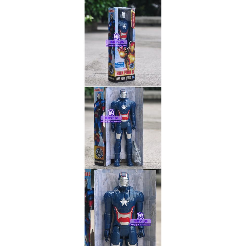 Mô hình nhân vật người sắt trong phim Avengers