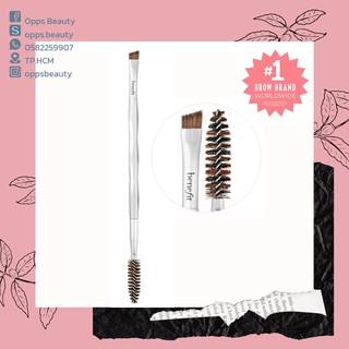 [BENEFIT] Cọ kẻ lông mày 2 đầu BENEFIT Angled Brow Brush & Spoolie Fullsize thumbnail