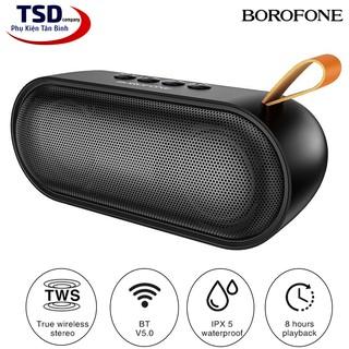 [Mã ELFLASH5 giảm 20K đơn 50K] Loa Bluetooth Mini Borofone BR8 Chính Hãng V5.0 True Wireless Stereo