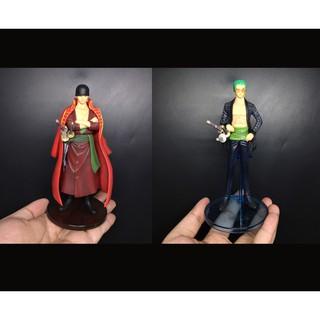 [Không hộp, còn như mới] Mô hình Figure Bandai Styling One Piece – Zoro