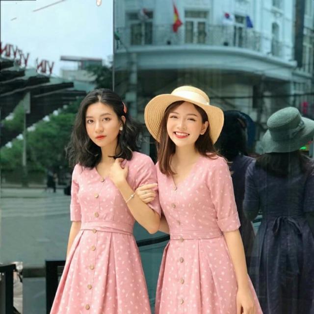Váy hàng xuất