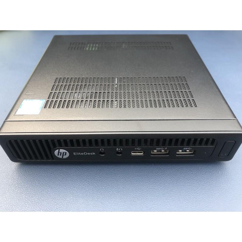 Máy tính để bàn siêu nhỏ gọn cực mạnh HP Elitedesk 800 G2 hàng Mỹ