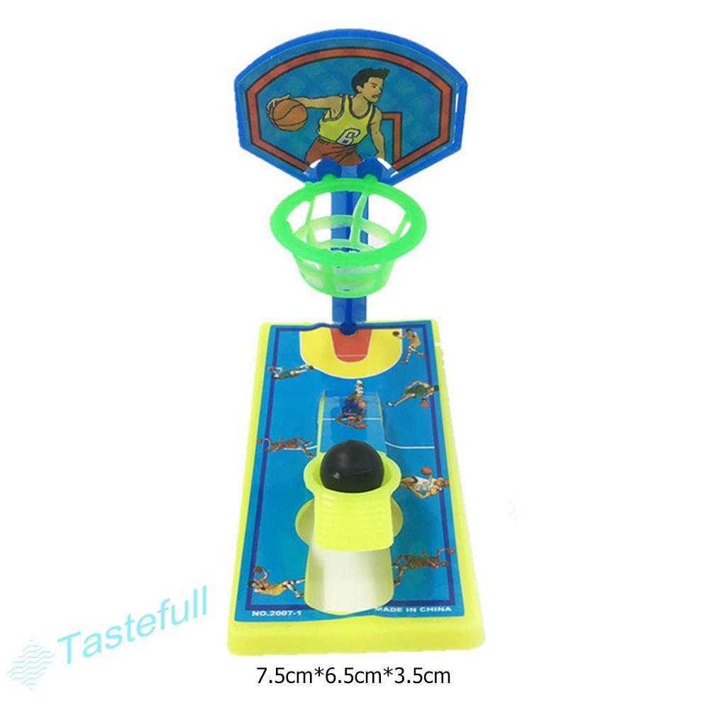 Mini Pocket Basketball Desktop Shooting Machine Anti-stress Kids Puzzle Toy
