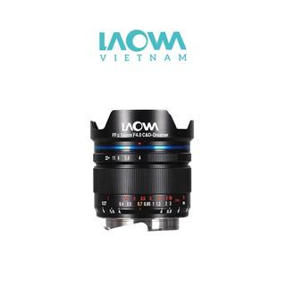 Ống kính máy ảnh Laowa 14mm f4 FF RL Zero-D - Hàng chính hãng Ống kính cao cấp góc rộng không méo thumbnail