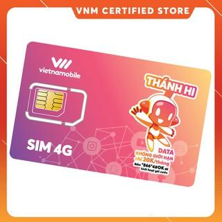 Sim số Vietnamobile tạo tài khoản 0đ