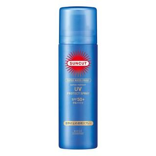 Xịt Chống Nắng Kosé Suncut Protect Spray SPF50+ PA++++ 60g thumbnail