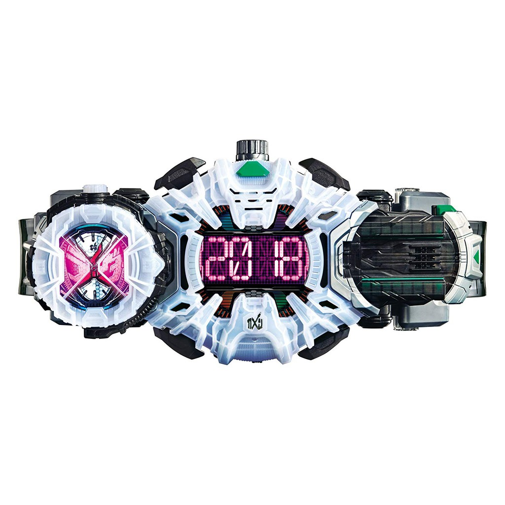 Đồ chơi chính hãng thắt lưng biến hình Bandai DX Kamen Rider Zi-O Ziku Driver. Hàng new nguyên seal, box...