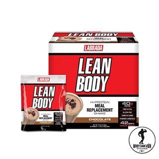 Lean Body Gói Bữa ăn phụ thông minh