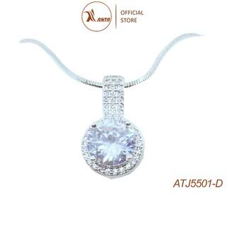Dây chuyền cao cấp đính đá pha lê sang trọng ANTA Jewlery - ATJ5501-D