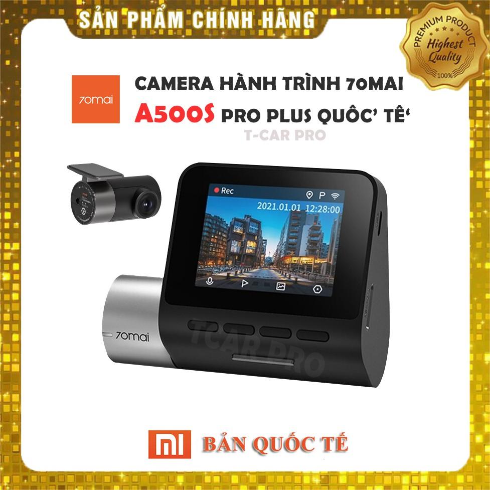 Camera Hành Trình Ô tô 70mai Plus A500s Quốc Tế Và Cam 70mai Pro Lite Chính Hãng Xiaomi Giá Rẻ Cho Xe Hơi