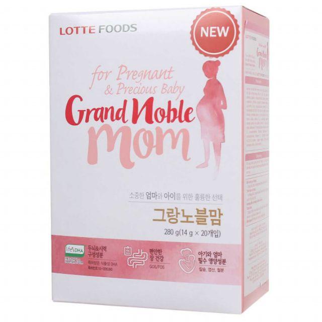 Sữa bầu Hàn Quốc hộp 280g - 3300088 , 1209397441 , 322_1209397441 , 230000 , Sua-bau-Han-Quoc-hop-280g-322_1209397441 , shopee.vn , Sữa bầu Hàn Quốc hộp 280g