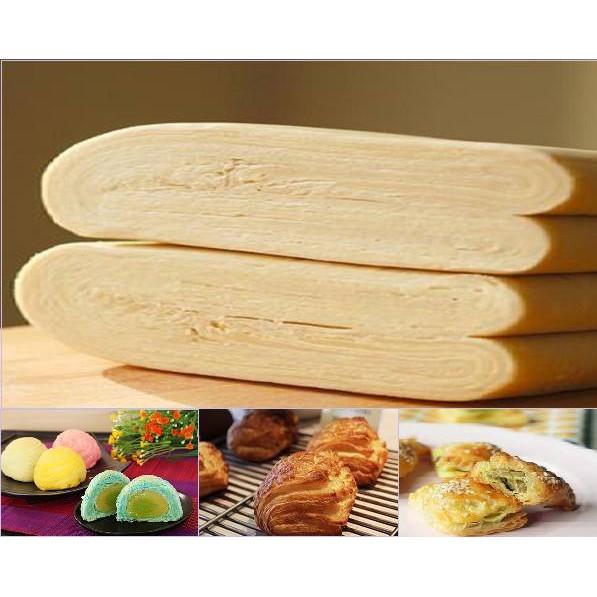 Bột ngàn lớp Puff Pastry -250g + bảo quản